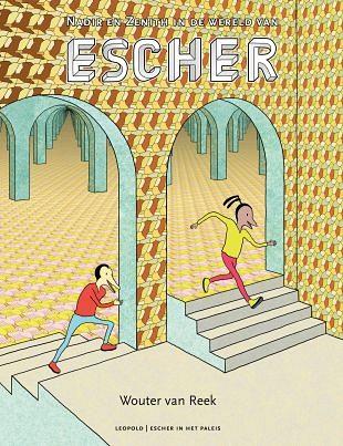 Nadir en Zenith reizen door de ruimten van M.C. Escher