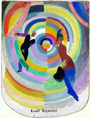 Intensief kleurgebruik in het werk van Robert Delaunay (3)