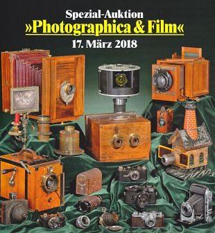 Veiling fotografica & film bij Veilinghuis Breker in Keulen