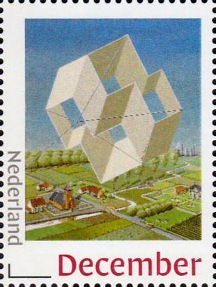 Aanwinsten voor Jos de Mey kunstcollectie op postzegels