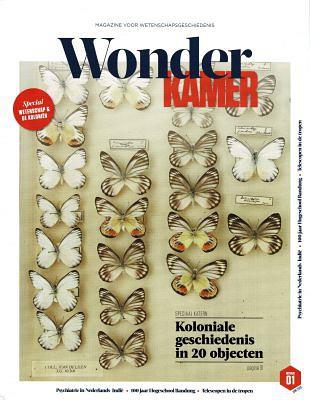 De wetenschapsgeschiedenis in tijdschrift Wonderkamer