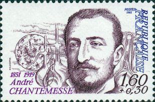 André Chantemesse (1851-1919)