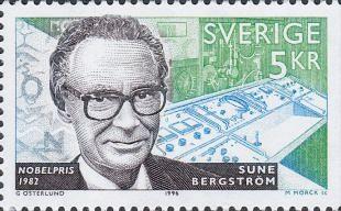 Sune Karl Bergström (1916-2004)