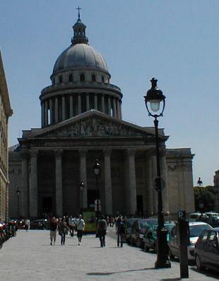 Van christelijke basiliek tot tempel van de natie