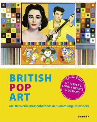 Geschiedenis van de Britse Pop Art als kunststroming (2)