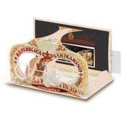 San Marino presenteert set 3D stereopostzegels  afbeelding 6