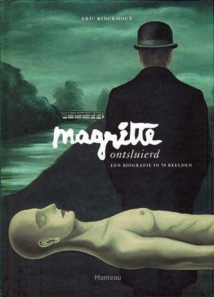 Kunstwerken van Magritte in details creatief besproken