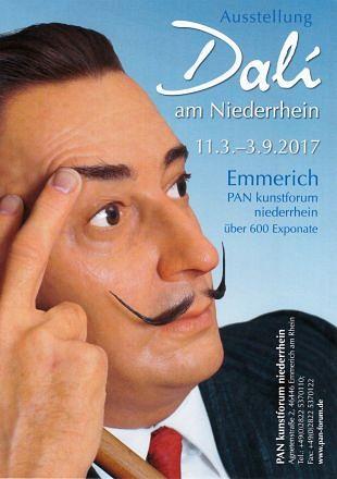 Salvador Dalí in Emmerich