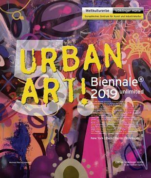 5e UrbanArt Biennale 2019 in een historische omgeving