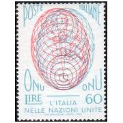 Eerst 3D postzegels uit Italië  afbeelding 2
