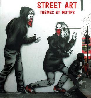 Straatkunstwerken kunnen de stad extra gezellig maken