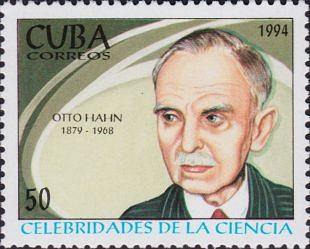 Otto Emil Hahn (1879-1968)