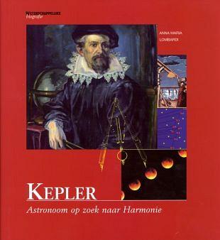 Johannes Kepler beschrijft natuurkunde van de hemel