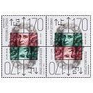 Postzegels met fascinerende ontwerpen om te verzamelen