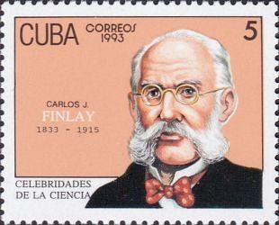 Carlos Juan Finlay (1833-1915)