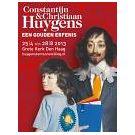 Een gouden erfenis van vader en zoon Huygens