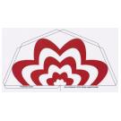 Zelf ontwerpen en tekenen van piramide anamorfosen - 2