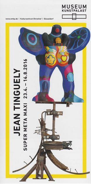Kunst van Jean Tinguely