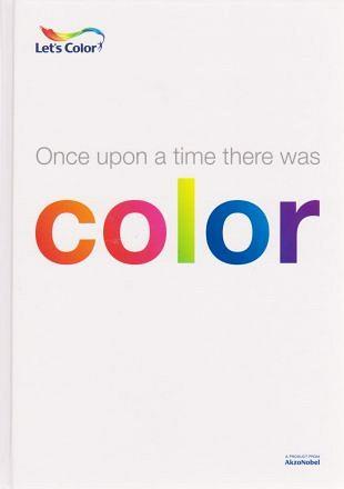 Verfproducent presenteert een serie kleurdocumenten
