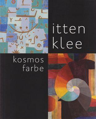 Kleurrijke vergelijking tussen Itten en Klee