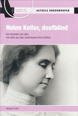 Helen Keller als voorbeeld van intuïtie en volharding