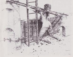 Onmogelijke constructies van kunstenaar Fons de Vogelaere