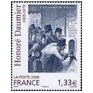 Daumier en Pettibon waren toen al bekend met censuur (2)
