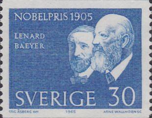 Johann Friedrich Wilhelm Adolf Baeyer (1835-1917)