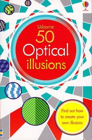 Kleurrijke optische illusies inspireren eigen creativiteit