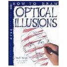 Voorbeelden laten zien hoe de optische illusies ontstaan