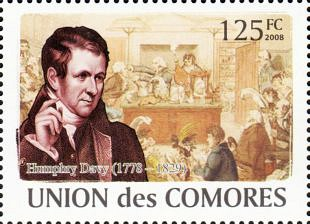 Humphry Davy (1778-1829)