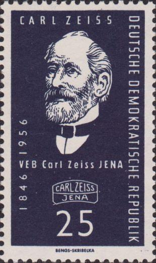 Carl Friedrich Zeiss (1816-1888)