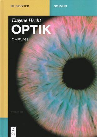 Theorie en praktijk optica in omvangrijk studieboek