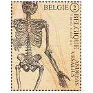 Filatelistische aandacht voor: De menselijke schedel (4) - 4