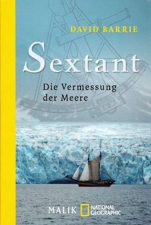 De sextant bracht omvang van continenten in kaart