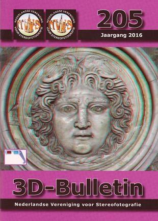 Met 3D-stereoscopie wordt een beeld in diepte beleefd