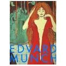 Moderne kunstuiting van Edvard Munch