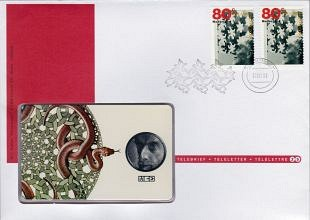 Beelden uit de OF-collecties: telefoonkaarten - telebrieven