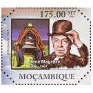 Filatelistische aandacht voor: René Magritte  (3) - 4