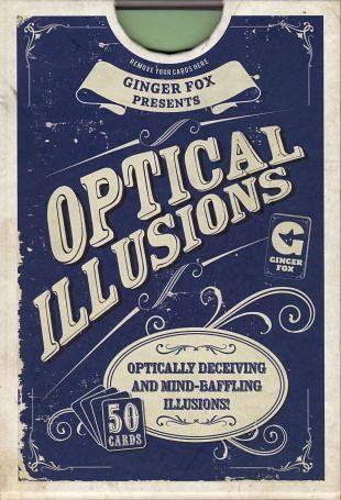 Kaartspel optische illusies zorgt voor ontdekkingen