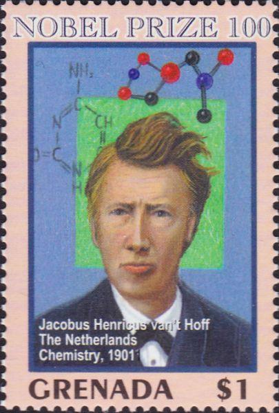 Resultado de imagem para JACOBUS HENRICUS VAN'T HOFF