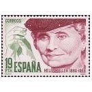 Helen Adams Keller (1880-1968)