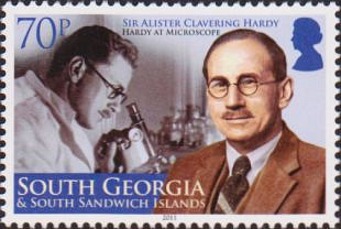 Sir Alister Clavering Hardy (1896-1985)