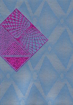Hansje van Halem ontwerpt vormen, texturen en affiches