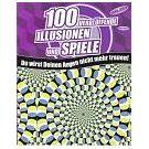 Kinderen experimenteren en leren van visuele illusies