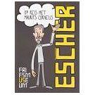 Leer- en opdrachtenboekje voor de actieve Escher fans