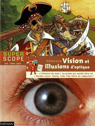 Extra aandacht voor optisch bedrog in Superscope editie