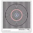 Postzegels spelen met onze ogen en hersenen - 3