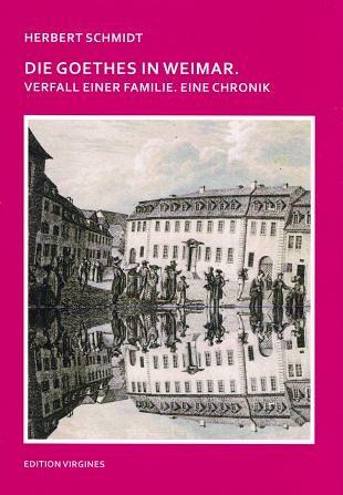 De historie van het familie-leven van J.W. von Goethe