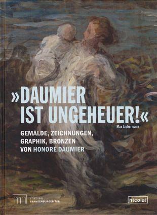 Honoré Daumier staat in de schijnwerper
